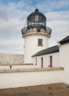 Clare Island Lighthouse is located off Ireland's western Atlantic coast. This luxury Lighthouse hotel offers a unique experience to its guests with breathtaking sea views of the Wild Atlantic Coast Lighthouse Hotel, Clare Island, Lighthouses, Hotel Offers, Ireland, Irish, Restoration, Europe, Irish Language