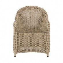 £225 Baumes waterproof wicker chair