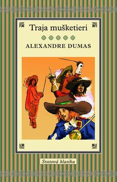 Traja mušketieri (Dumas Alexander) Kniha