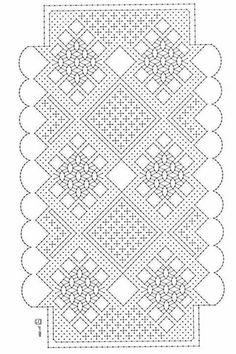 Risultati immagini per bobbin lace fan pattern Bobbin Lace Patterns, Lacemaking, Tatting, Needlework, How To Make, Images, Google, Study, Design Ideas