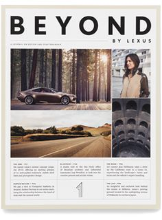 #layout #lexus in Magazine Covers