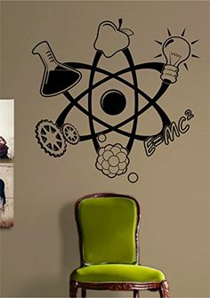 Science Atom Design Decal Sticker Art Vinyl Geek Nerd Sch... http://www.amazon.com/dp/B018I1ID88/ref=cm_sw_r_pi_dp_AAevxb0NM9K0C