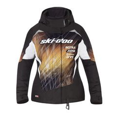 Ski-Doo X-Team Winter Race Edition Jacket - LADIES