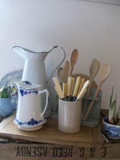 Vintage jugs