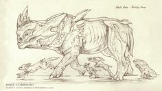 Creature Spot - The Spot for Creature Art, Artists and Fans - Anatomy, Creatures, Concept Sketches,Illustrations