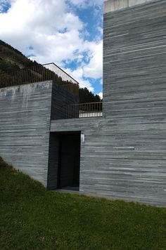 Therme Vals    Peter Zumthor, 1996