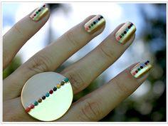 Cool Fingernail Art