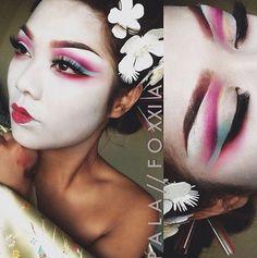 geisha | Geisha Beauty | Pinterest | Photographers and Models