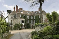 """""""I think it is the prettiest place I ever saw in my life, at home or abroad"""" – Charles Dickens 1849 Winterbourne House is an impressive 4 storey house in a glorious south facing setting overlooking the English Channel."""