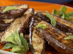 Miso Glazed Grilled Japanese Eggplant \love grilled veggies.  I usually do Italian basic herbs but will try this miso and mirin glaze.