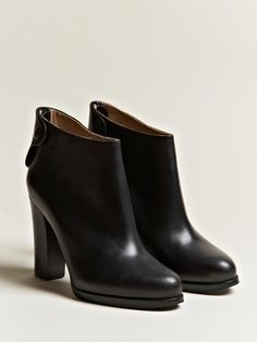 Jil Sander Hermes ankle boots.. the ones that got away *cry*