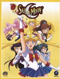 cartoon network | sailor moon