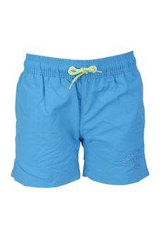 Vingino zwembroek loose fit jongen Xave Aqua | #Vingino #swimshort for #boy Xave aqua #swimwear #boy #zwemkleding #jongen #zwembroek #kind