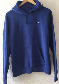 2018 Classic Nike Rush Blue Mens Gym Red Hoodie Club Rewind