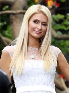Straight Silk Top Lace Cap 18 Inches Human Hair