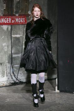 Look 15 FW1617  #neithnyer #hauntedseason #fashion #theonetowatch