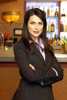 Rena Sofer as Mistress Anne Bold And The Beautiful, Beautiful Women, Rena Sofer, Naomi Watts, Eva Green, White Women, Pin Up Girls, Suits For Women, Actors & Actresses