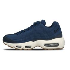 "307960-400 - Nike: Womens Air Max 95 - ""Coastal Blue"""