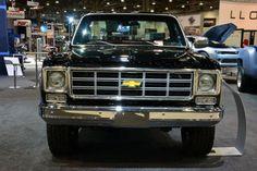 1978 Chevrolet Performance Classic Truck Concept: SEMA 2013 - Autoblog