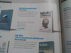 """Mooie recensie Neuroleiderschap van Guido de Valk op Managementboek.nl: """"Het neuroleiderschap kent volgens de auteur zes uitgangspunten die gezamenlijk het hart vormen van neuroleiderschap. Dit is een mooie vertaling van wat het brein feitelijk doet met het bewustzijn en onderbewustzijn. Hier haal je als manager zeker handvatten uit om je medewerkers - maar ook jezelf - naar grotere prestaties te leiden. Lees verder op:  #neuroleiderschap #guidodevalk #futurouitgevers"""