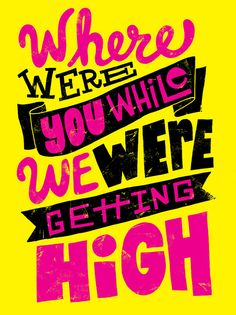 Getting High by Jay Roeder, via Flickr