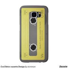 Cool Retro cassette Design