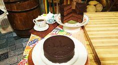 Torta Sacher paso a paso