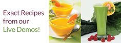 at www.smoothiesisters.com our recipes!
