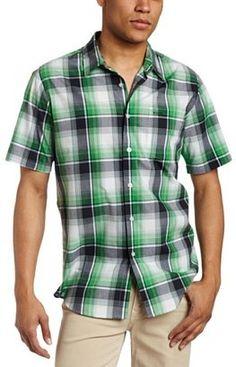 eb9896e7d1e2 RVCA Men s Riviera Short Sleeve Shirt - ShopStyle