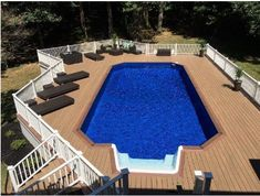 Ultimate x Grecian above ground pool kits are perfect for Do-It-Yourselfers because the entire pool was designed to be installed by. Rectangle Above Ground Pool, Above Ground Pool Kits, Above Ground Pool Landscaping, Backyard Pool Landscaping, Landscaping Ideas, Houston Landscaping, Landscaping Equipment, Landscaping Edging, Backyard Pavilion