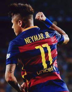 always 11, Neymar JR