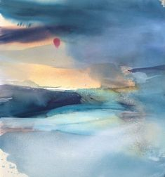 Sabrina Garrasi is an italian artist. Her artworks are immensely evocative. The process of her work is an event with a extraordinarily unpredictable outcome as a dreamlike. The painting is the rapresentation of her essence. Abstract Watercolor, Watercolor And Ink, Abstract Art, Collage, Italian Artist, Natural World, Gouache, Photo And Video, Gallery