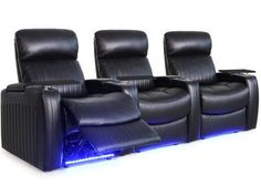 Home Theater Store, Home Theater Rooms, Entertainment Wall Units, Entertainment Furniture, Movie Theater Chairs, Home Cinema Seating, Auditorium Seating, Home Theater Furniture, Modern Recliner