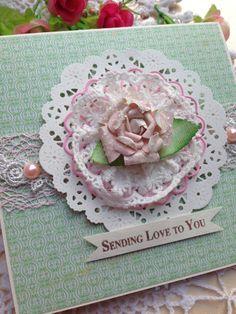 Sending love to you----2014.1.7 - Scrapbook.com