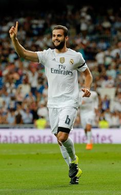 Nacho Fernández / Real Madrid #footballislife