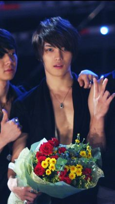Kim Jae Joong, Jaejoong, Jyj, Tvxq, Beauty Full, Handsome, Kpop, Kitty
