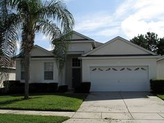 8208 Fan Palm Way, Kissimmee FL is a 4 Bed / 3 Bath vacation home in Windsor Palms Resort near Walt Disney World Resort