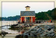 Living In Williamsburg, Virginia: Gazebo at Riverwalk Landing, Yorktown, Virginia Williamsburg Virginia, Colonial Williamsburg, Virgina Beach, Yorktown Virginia, Chincoteague Island, Virginia Is For Lovers, America And Canada, Newport News, River Walk