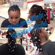 Book With Brandy Regis Salon MemorialCityMall  7139328405 Houston Texas  Kids braids