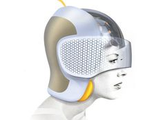 Magnetic Resonance Helmet, Red-Dot design, the future of medical technology,smart technologies