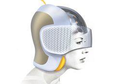 Magnetic Resonance Helmet, Red-Dot design, the future of medical technology,smart technologies