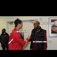 Henry meets chamakh