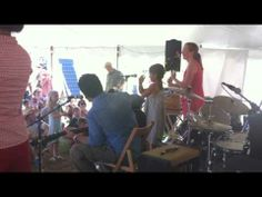 Elizabeth Mitchell - Peace Like a River at the Green River Festivl