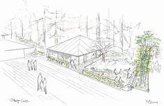 Portland Japanese Garden by Kengo Kuma and THA Architecture