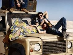 Desert Safari Fashion