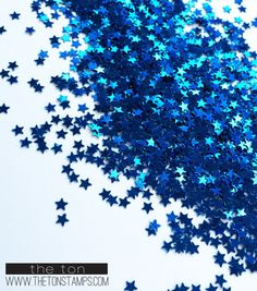 Add some gilding to your paper crafts with our star confetti! - Each package…