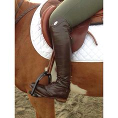 Upgrade riding boots to these baby's!
