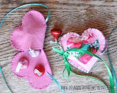 Valentine's Treat Pouch