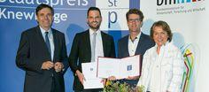 Staatspreisverleihung KnewLEDGE in Wien - Fenster Schmidinger
