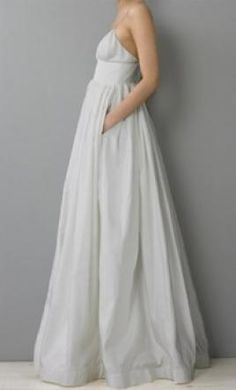 J. Crew: buy this dress for a fraction of the salon price on PreOwnedWeddingDresses.com